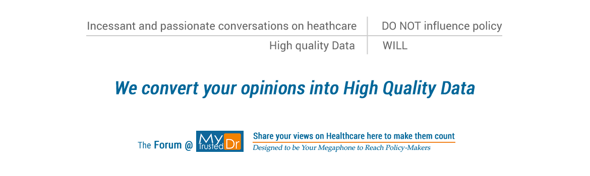 We increase the impact of your views by converting them into high-quality data